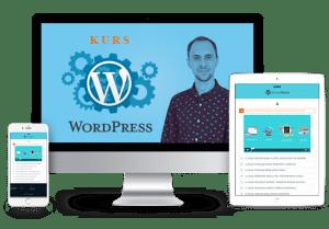 darmowy kurs wordpress