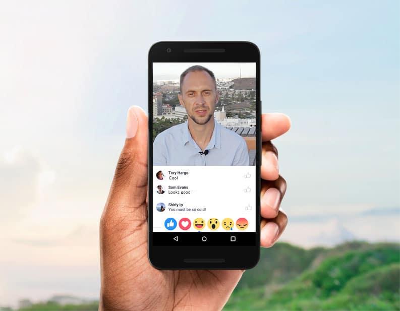 Facebook transmisja na żywo – jak zaplanować i promować Facebook live