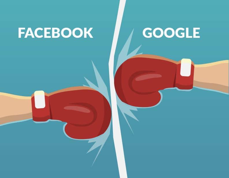 Google Facebook – czyli gdzie warto reklamować się w internecie?