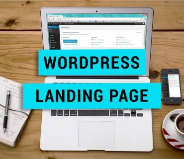 WordPress landing page – jak stworzyć stronę lądowania na WordPress w 2020