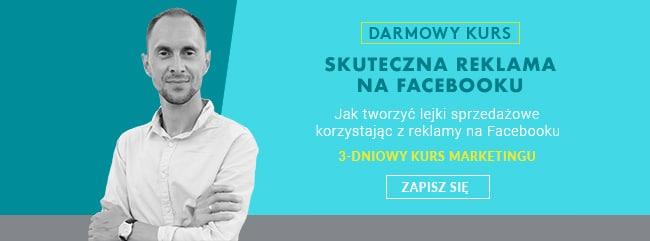 kurs reklamy na Facebooku