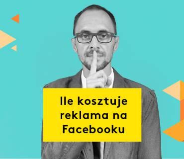 reklama na Facebooku cena