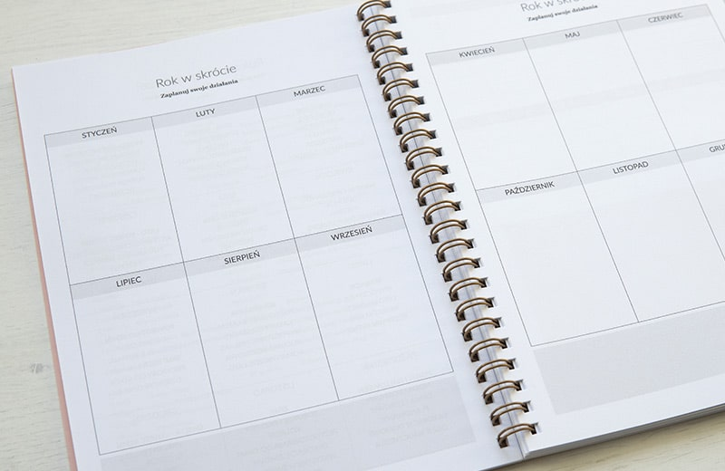 kalendarz media społecznościowe