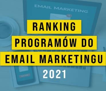 Najlepszy program do email marketingu – Ranking 2021
